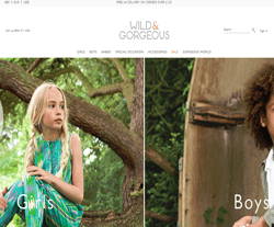 wildandgorgeous.co.uk
